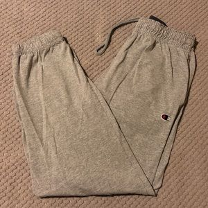 Champion Authentic Cotton Blend Jogger Sweatpants